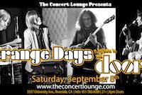 Strange Days Tribute to the Doors