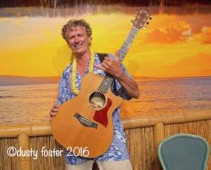 """Jim """"Kimo"""" West - Slack Key Guitar Master"""