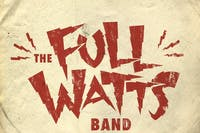 The Full Watts Band with Boomshot