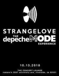 Strange Love Tribute to Depeche Mode