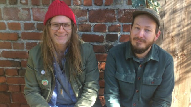 Andy Cabic (Vetiver) / Eric Johnson (Fruit Bats)