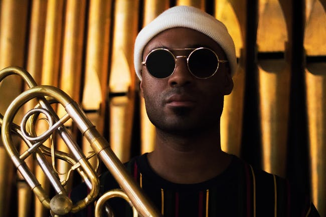 Reginald Chapman *album release show* with tubafresh