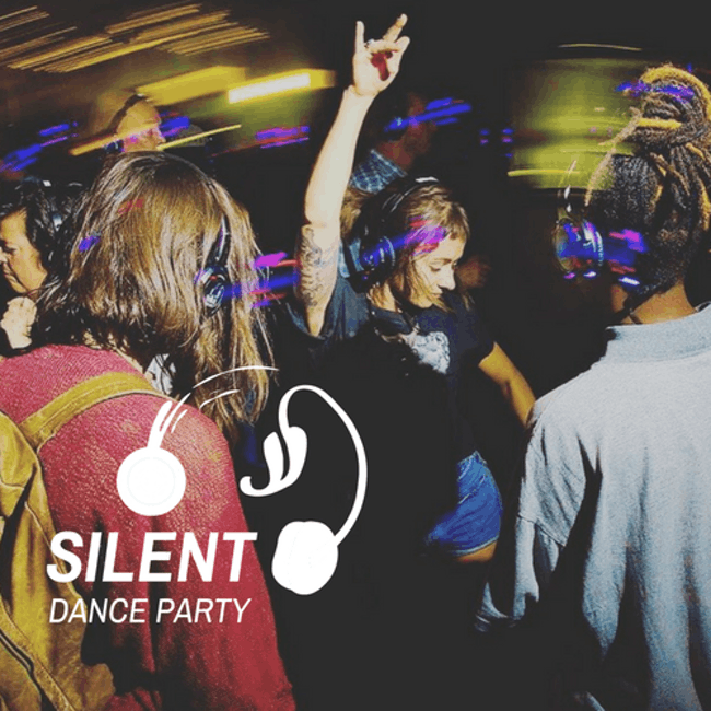 Silent DJ Dance Party w DJ Edge