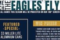 Eagles v Titans