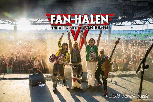 Fan Halen Tribute to Van Halen