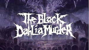 The Black Dahlia Murder w/ Gost, Skeletal Remains