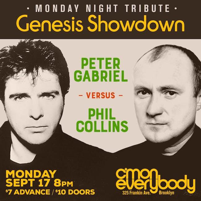Genesis Showdown: Peter Gabriel vs Phil Collins