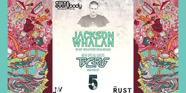 Jackson Whalan with Tygris and Rasp 5
