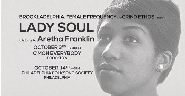 LADY SOUL: a live tribute to Aretha Franklin