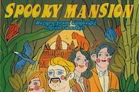 Spooky Mansion // Sun Dogs // Tropical Beach