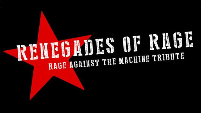 Renegades of Rage Tribute to Rage Against the Machine