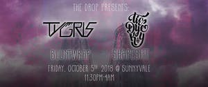 The Drop 002: Tygris, Tiedye Ky, Bluntwrap, Shapesift