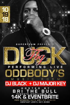 FBG DUCK LIVE AT ODDBODYS MUSIC ROOM
