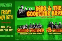 A Night of Rockabilly, Cumbia, & 80's