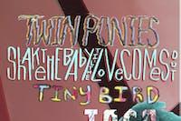 Twin Ponies // StBTtLCO // Tiny Bird // TOSO