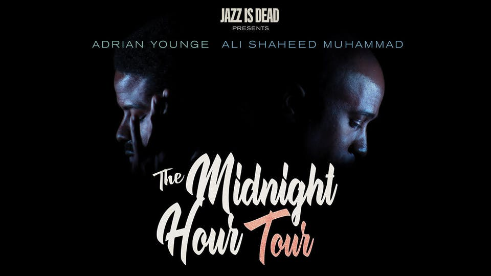 The Midnight Hour - LIVE (Ali Shaheed and Adrian Younge)