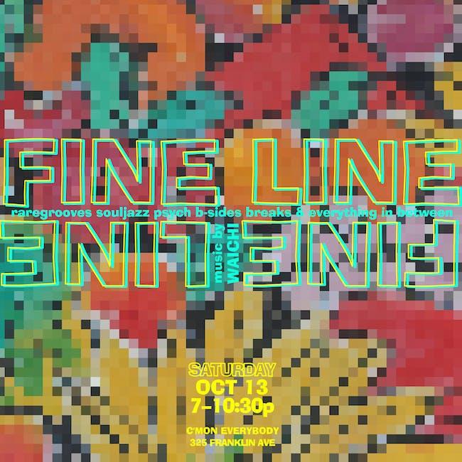 FINE LINE: music by waichi