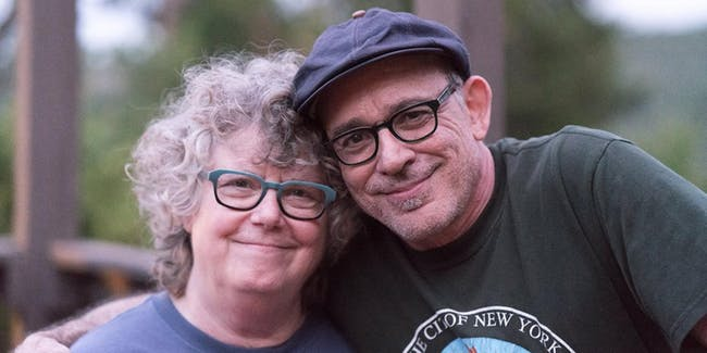 Cheryl Wheeler and Kenny White