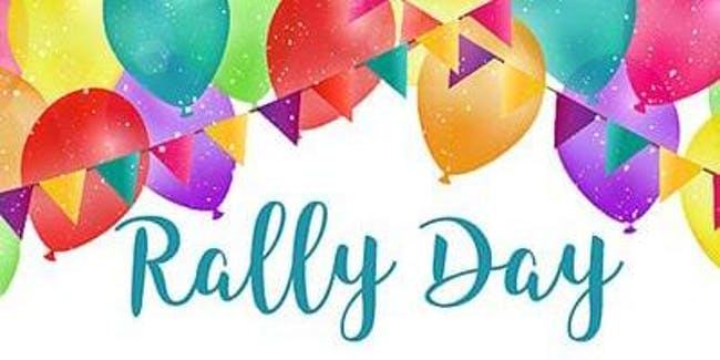 Rally Day 2018