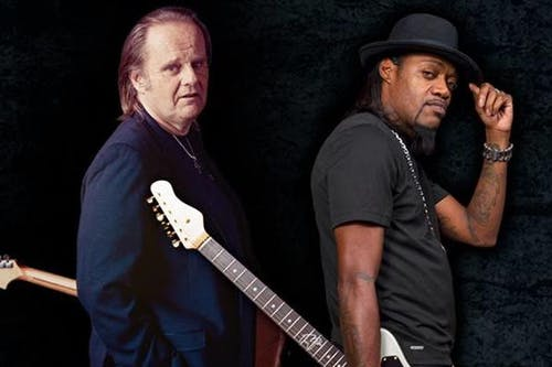 Walter Trout with Eric Gales