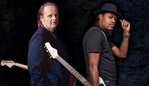 Walter Trout with Eric Gales with Brandon Miller band