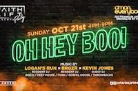 Faith Lift Party presents: Oh Hey Boo!