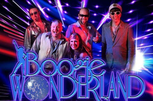 Boogie Wonderland Disco Party