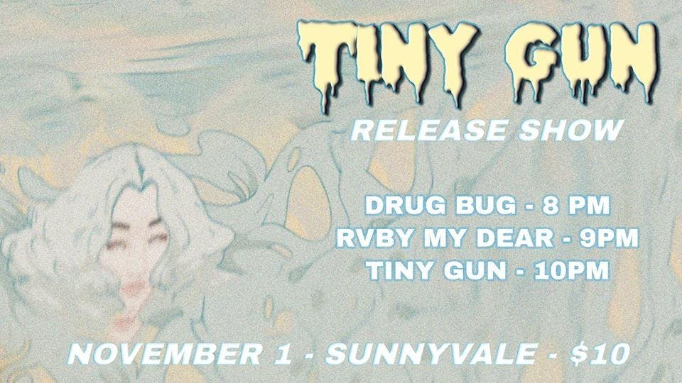 Tiny Gun's Album Release Party