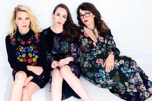 Sara Watkins  Sarah Jarosz and Aoife O'Donovan--(I'm With Her) w/ Mipso at the Folly Theater