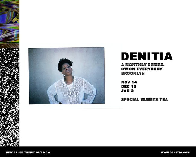 Denitia *residency* with Zenizen
