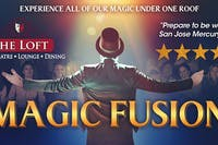Magic Fusion Starring Matt Marcy