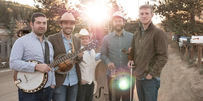 Turkeyfoot Bluegrass