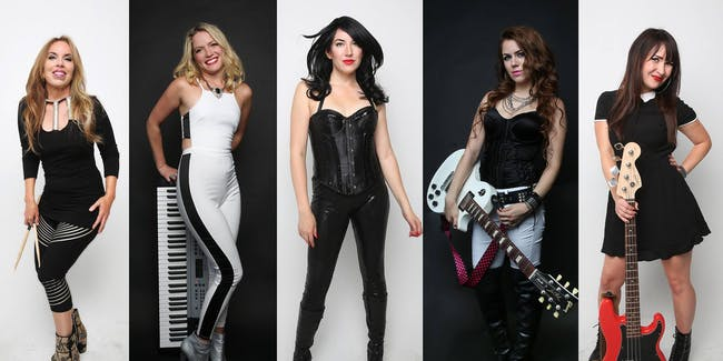 The Killer Queens (All Girl Queen Tribute), Material Girl (Madonna Tribute)
