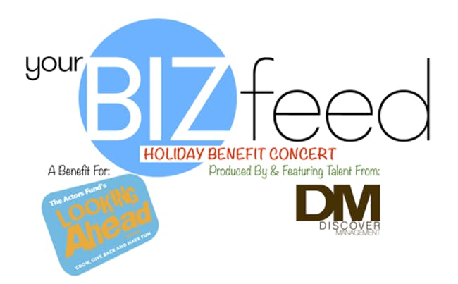 Your Bizfeed Holiday Benefit Concert