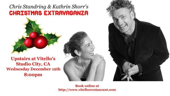 Chris Standring & Kathrin Shorr's Christmas Extravaganza