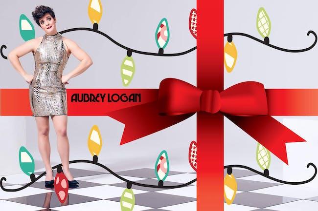 "Aubrey Logan - ""A Sassy Christmas"""