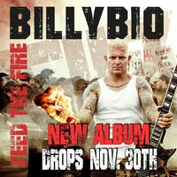 BILLY BIO featuring Billy Graziadei of Biohazard