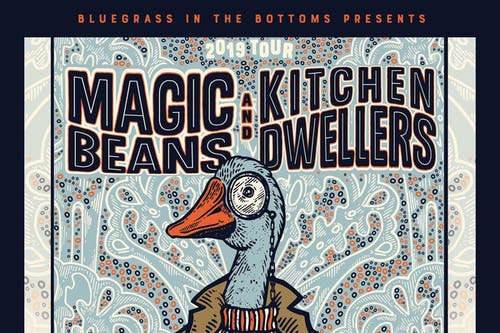 Magic Beans & The Kitchen Dwellers