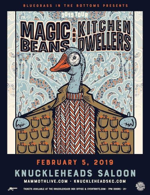 Magic Beans & The Kitchen Dwellers