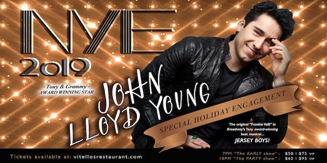 John Lloyd Young: NYE Extravaganza!
