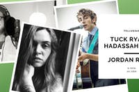 Tuck Ryan + Hadassah Edith // Jordan Rast