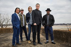 Jason Isbell and The 400 Unit with JD McPherson