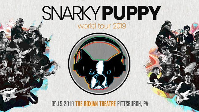 Snarky Puppy with House of Waters