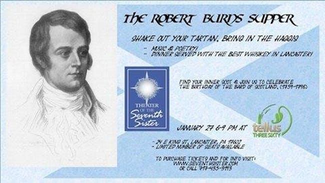 Robert Burns Supper 2018