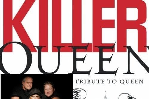 Killer Queen - A Queen Tribute with Saucy Jack