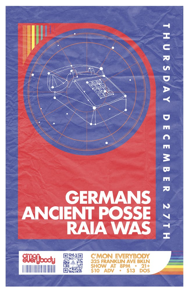Germans, Ancient Posse, Raia Was