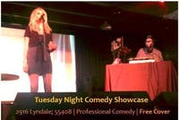 Tuesday Night Comedy Showcase