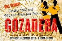 GOZADERA Latin Night
