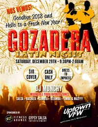 GOZADERA Latin Night