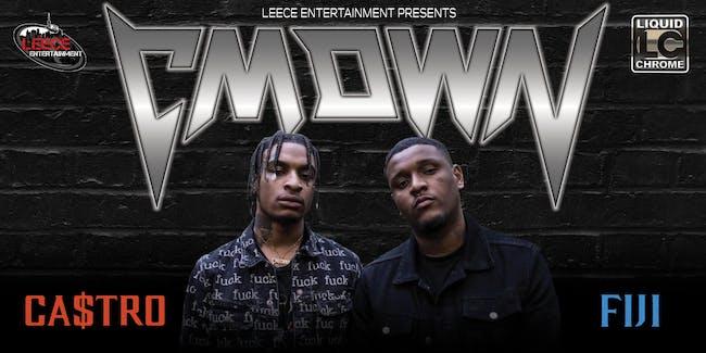 CMDWN's Castro & Fiji Live!